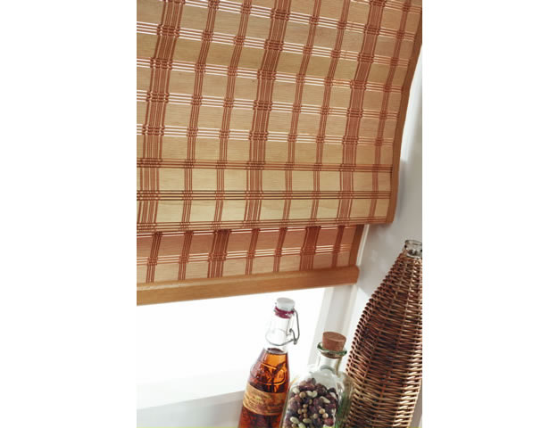 Wood Weave Pinoleum Blinds Cheshire Manchester